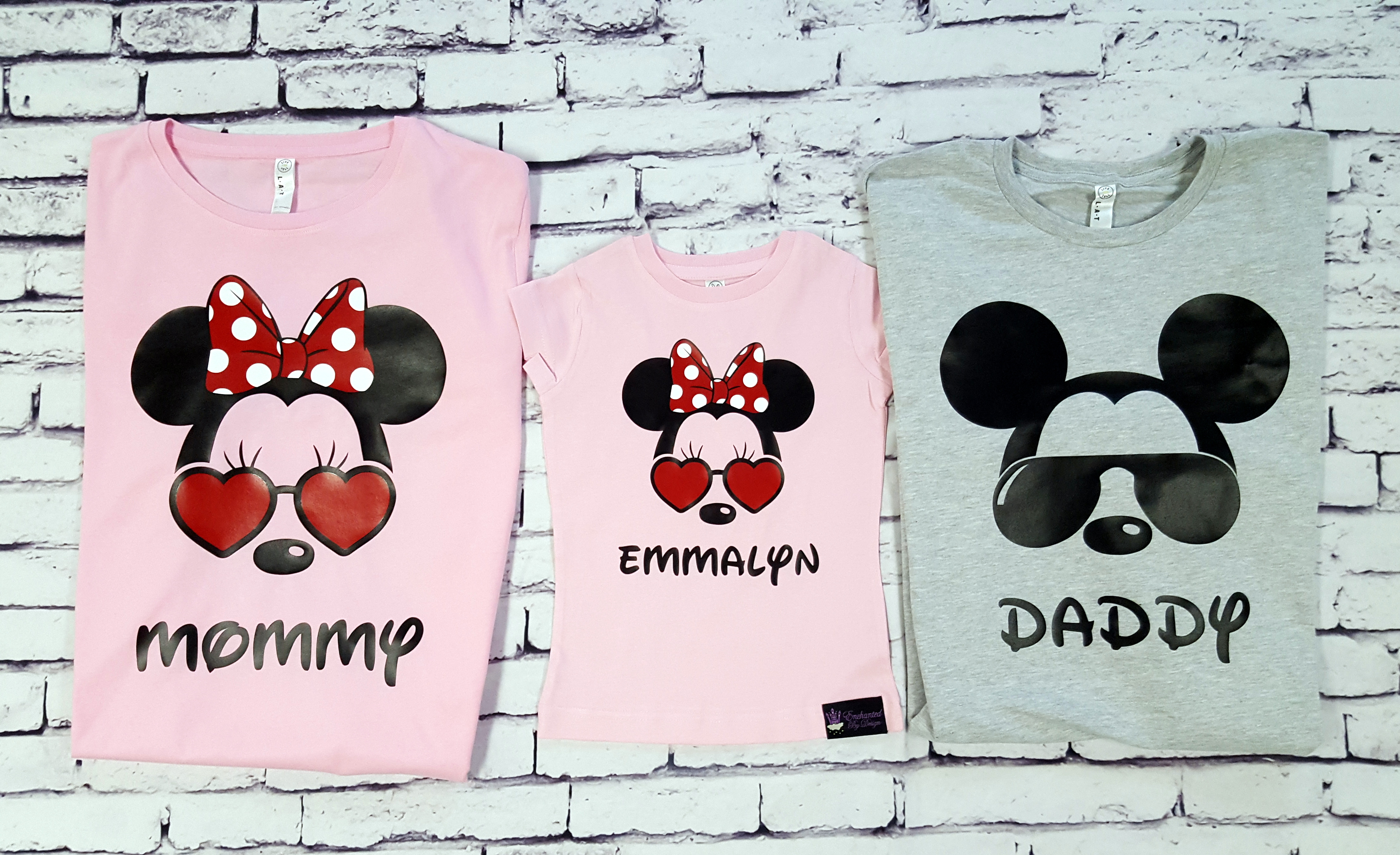 becef447 Sunglass Mickey and Minnie Mouse Disney Family Trip Shirts ...