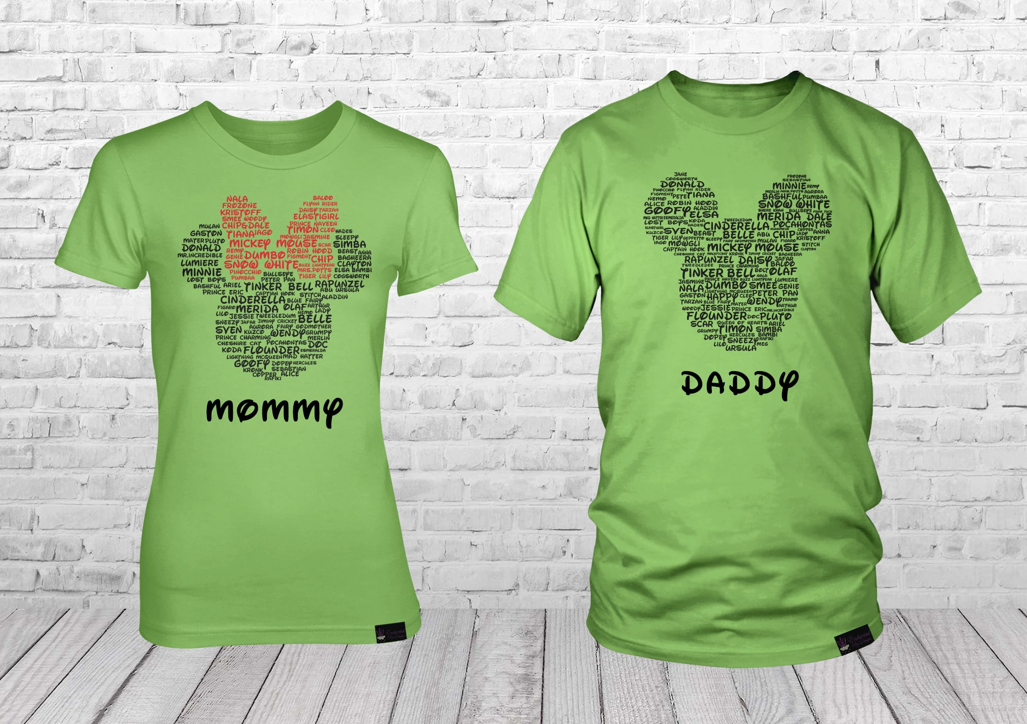 3b07a8b9d Matching Family Mickey Mouse Shirts - DREAMWORKS