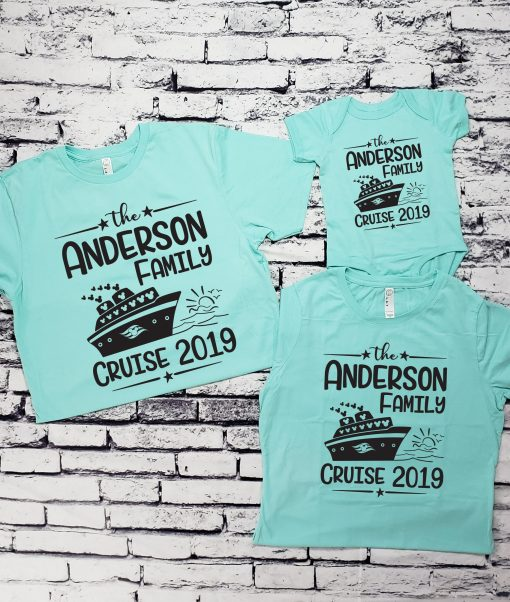 The Anderson Family Disney Cruise 2019