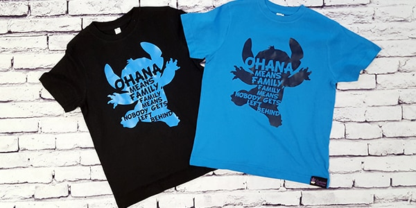 Lilo and Stitch - Ohana Means Family And Family Means Nobody Gets Left Behind